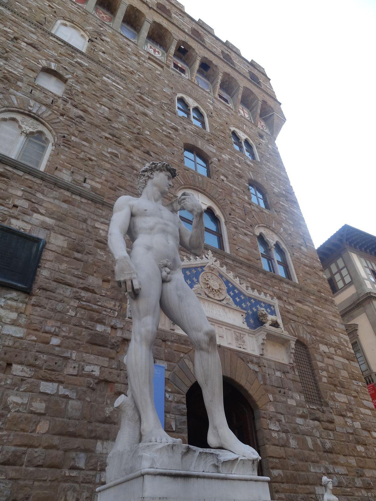 Voyage poétique - Il y aura une fois Piazza della Signoria