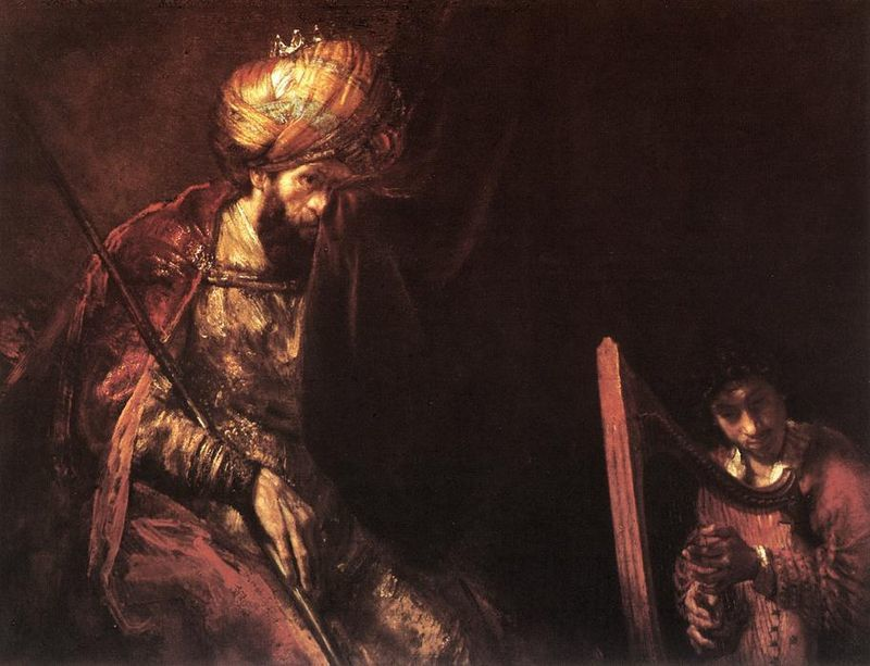 Décapitation - David de Verrocchio