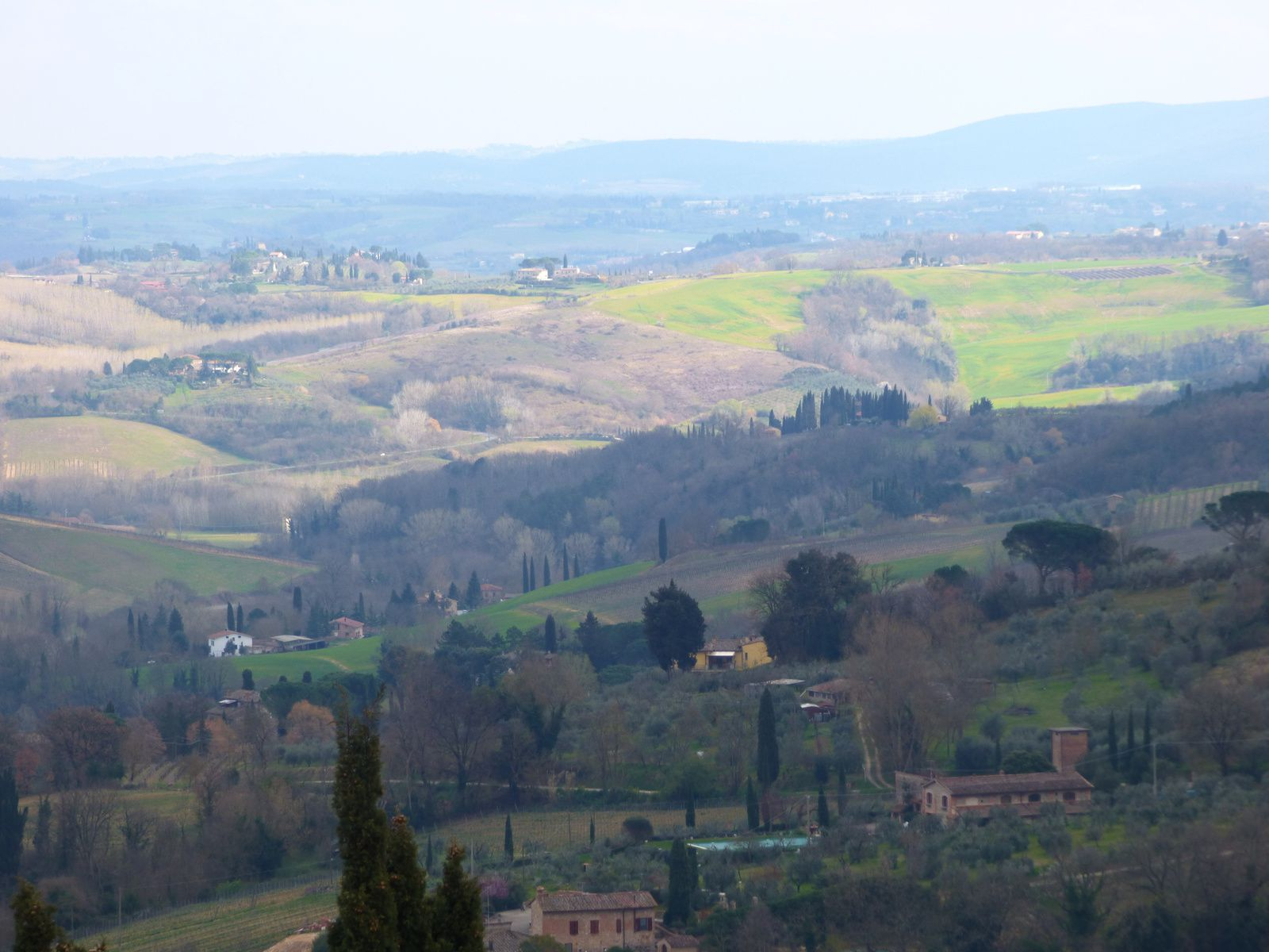 Poetic trip - There will be a time San Gimignano