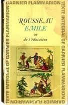 Cher M. Rousseau....(après la lecture de EMILE)
