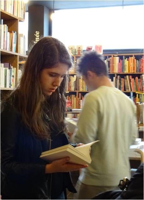 Nouveau braquage de librairie à Brest !