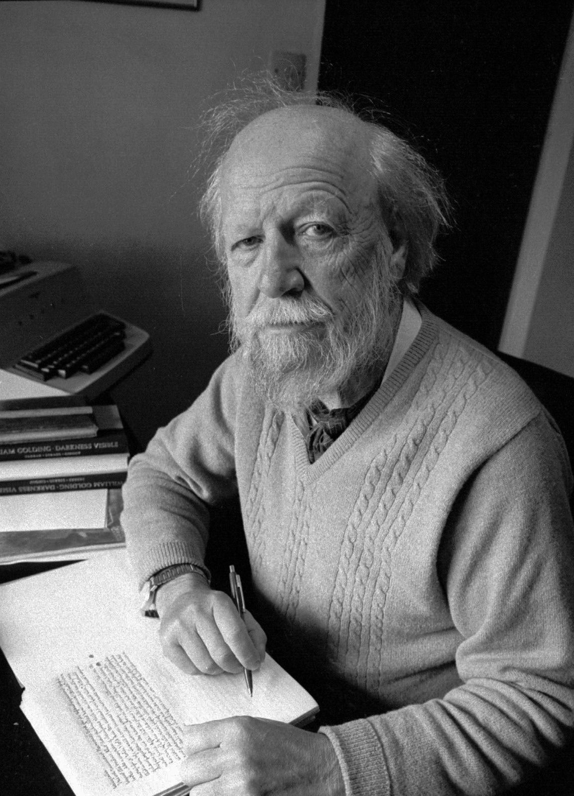 """lord of the flies by william golding essay Below you will find five outstanding thesis statements for """"lord of the flies"""" by  william golding that can be used as essay starters or paper topics all five."""