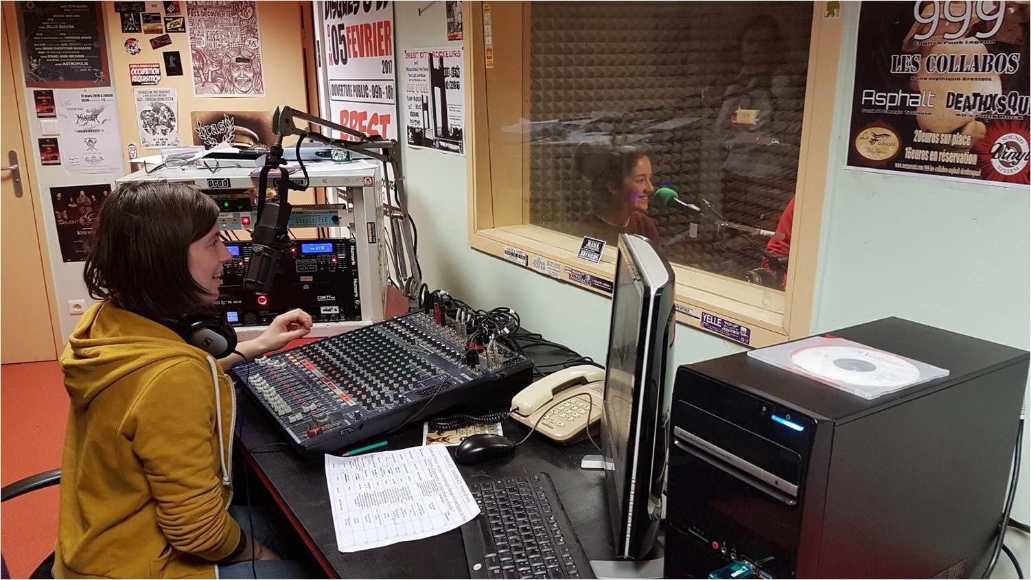 Album - i-voix à la radio 2017