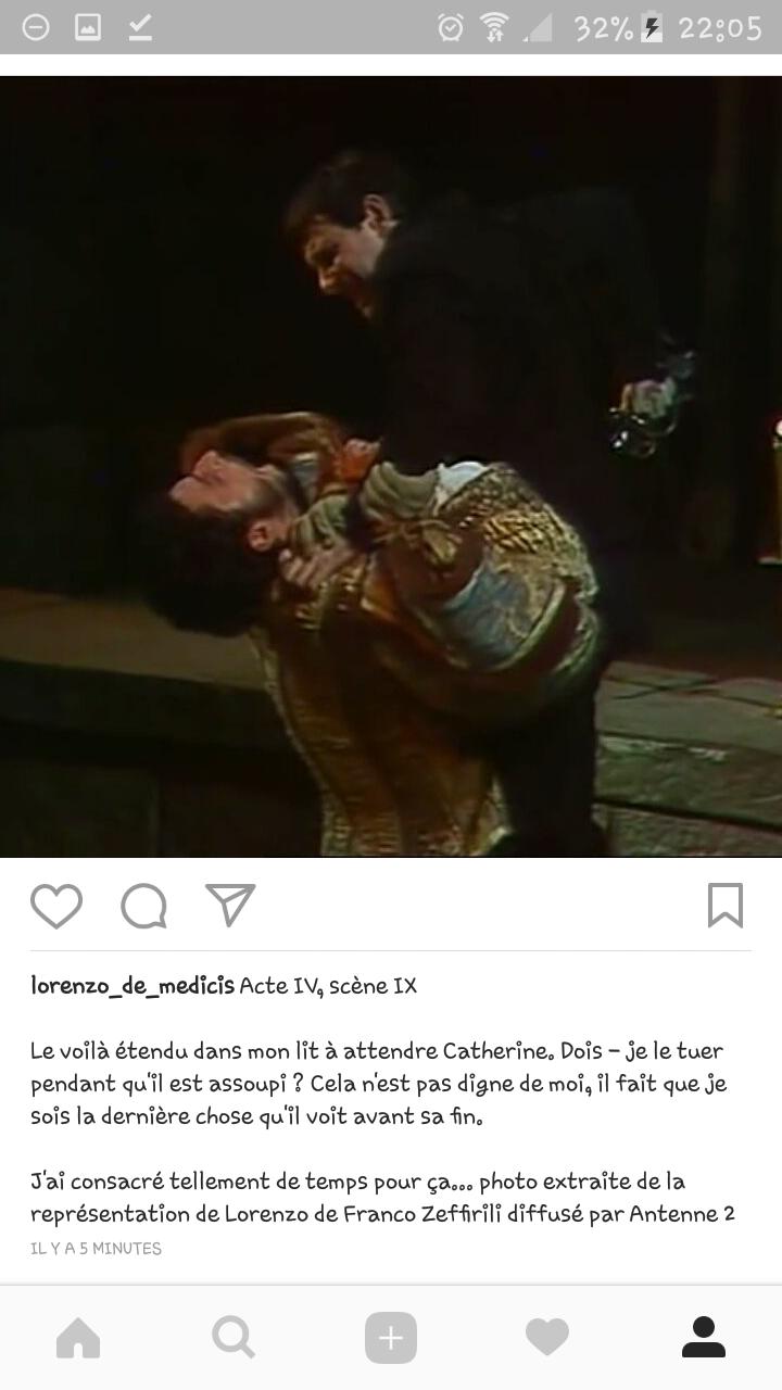 Instagram - Lorenzaccio