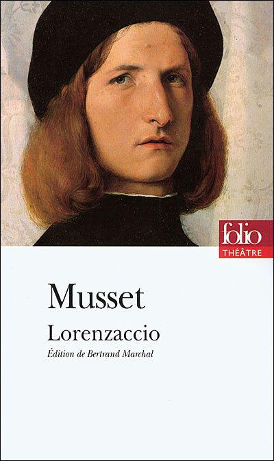 Fragment perdu par Musset - Lorenzaccio
