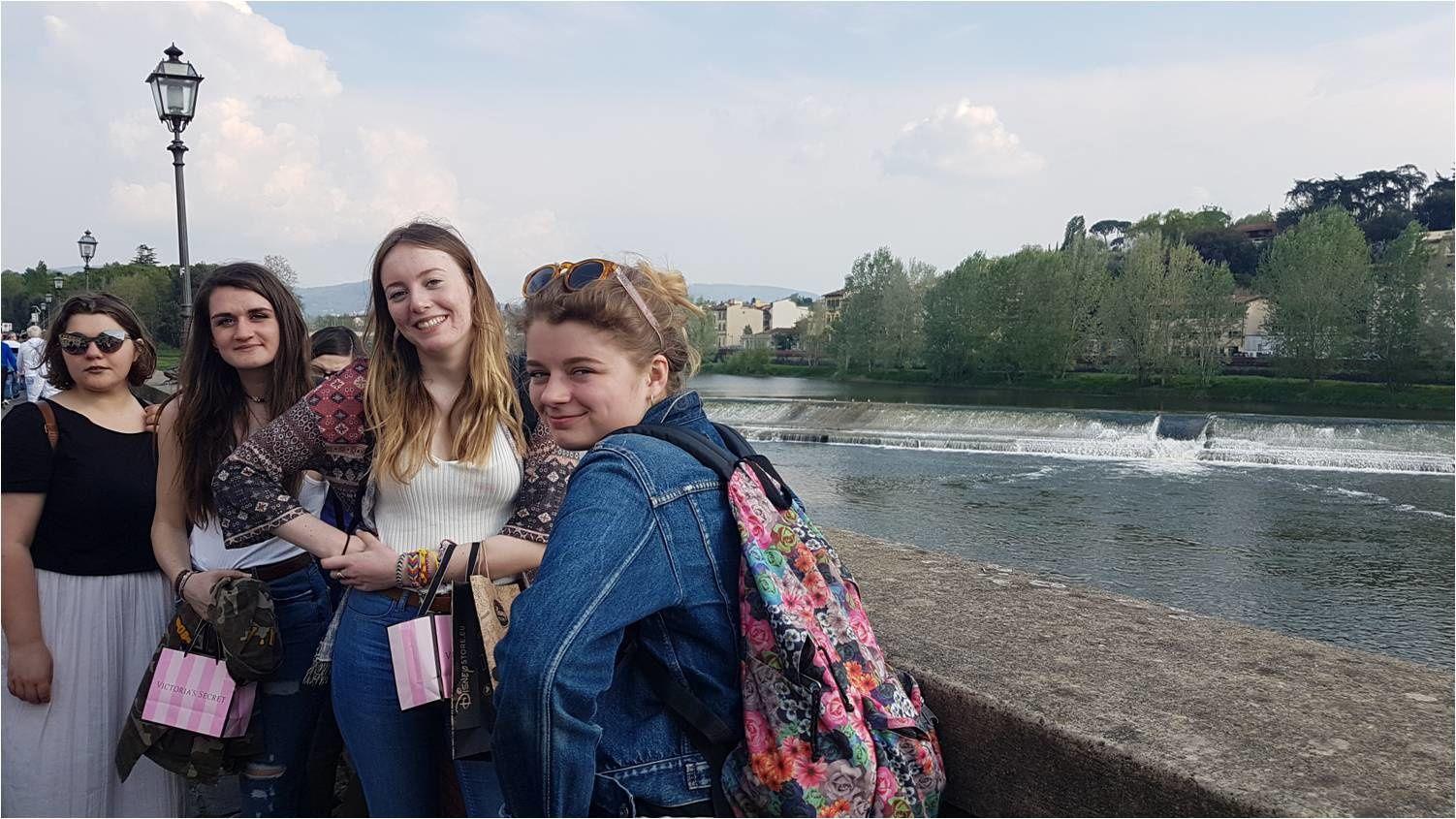 Florence, 05/04/17 16:15 : le départ