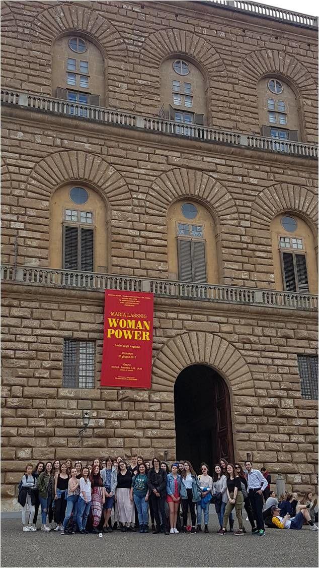 Arrivée à Florence, 05/04/17 11:00
