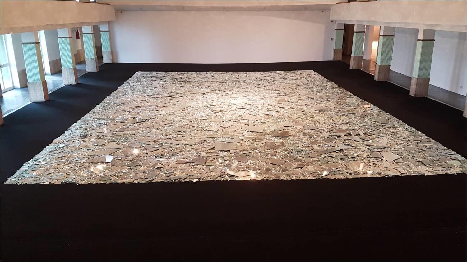 San Gimignano, Galerie d'art contemporain, 06/04/17 15:35