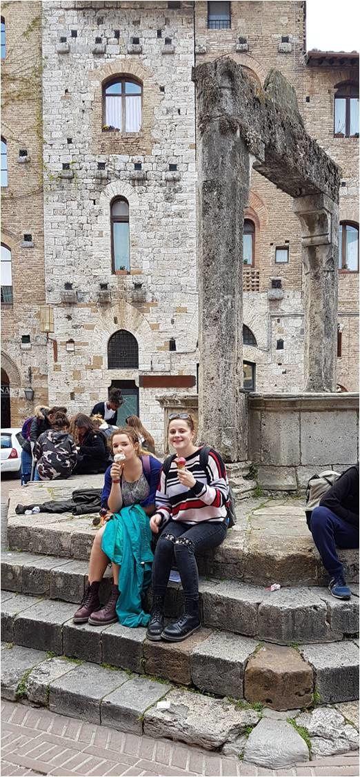 Ciao San Gimignano ! 06/04/17 16:30