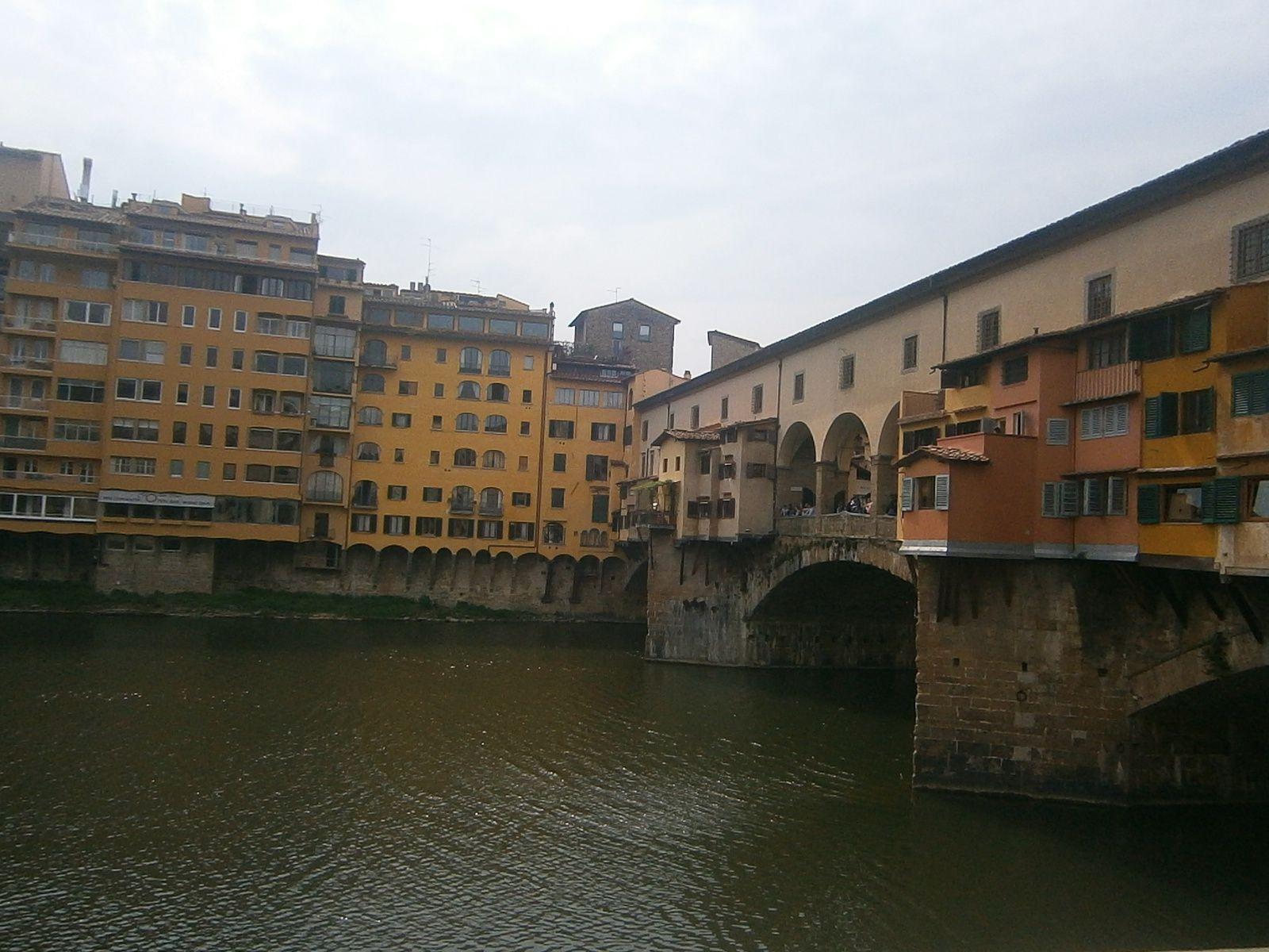 Je ne me souviens pas de Florence (par Aurélie)