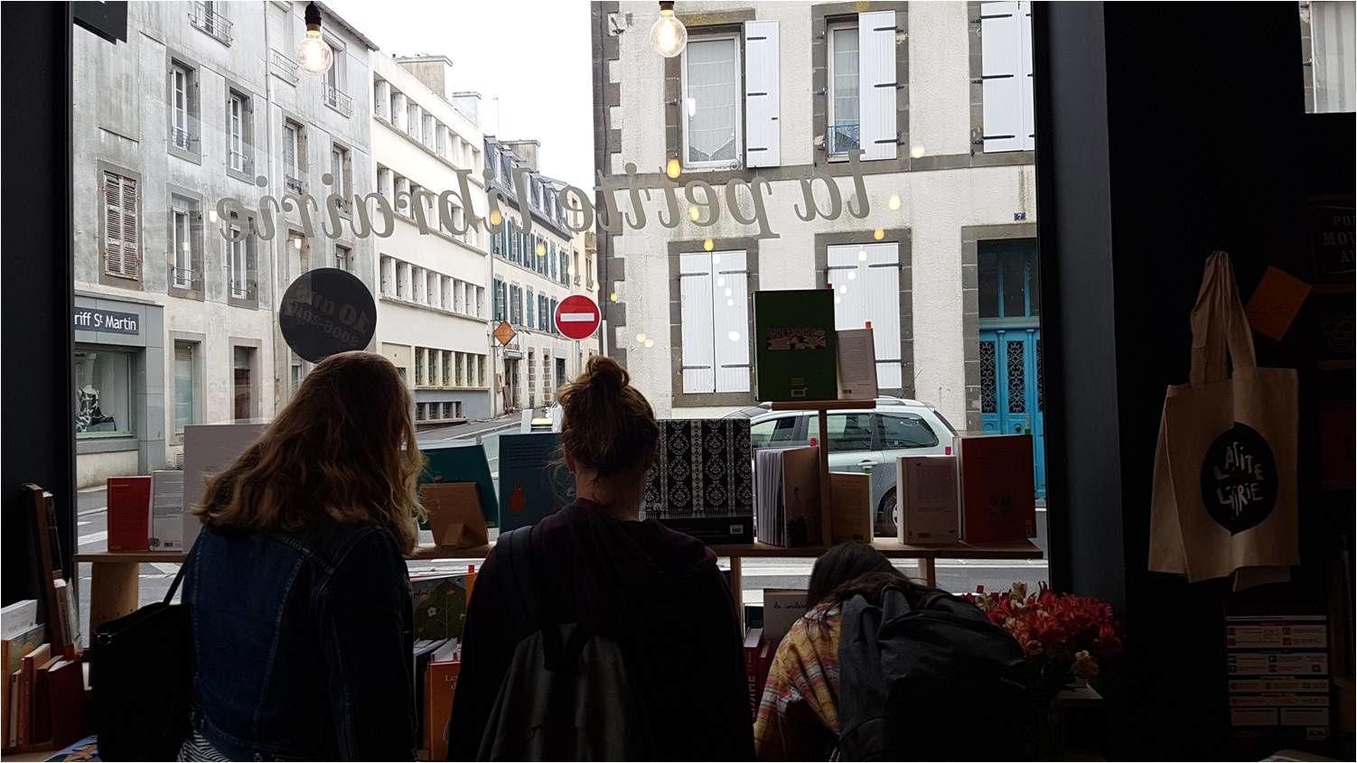 Nouveau braquage de librairie à Brest