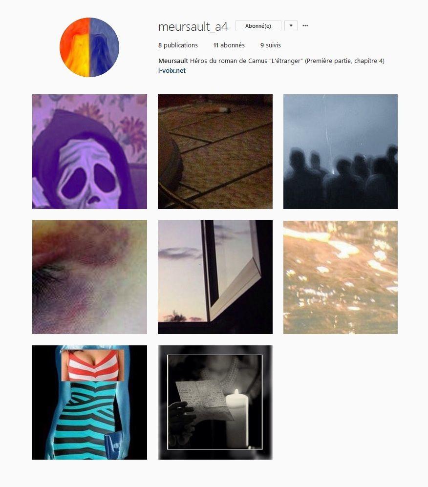 Meursault sur Instagram - I, 4