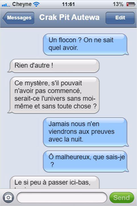 SMS - Patrick Wateau