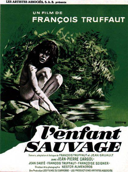 Cinéma - L'enfant sauvage de Truffaut et de Boyle