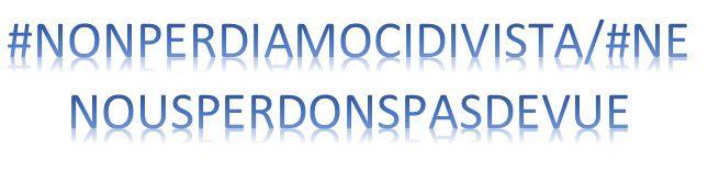 Playlist collaborative- #NONPERDIAMOCIDIVISTA/#NENOUSPERDONSPASDEVUE_ playlist COLLABORATIVE