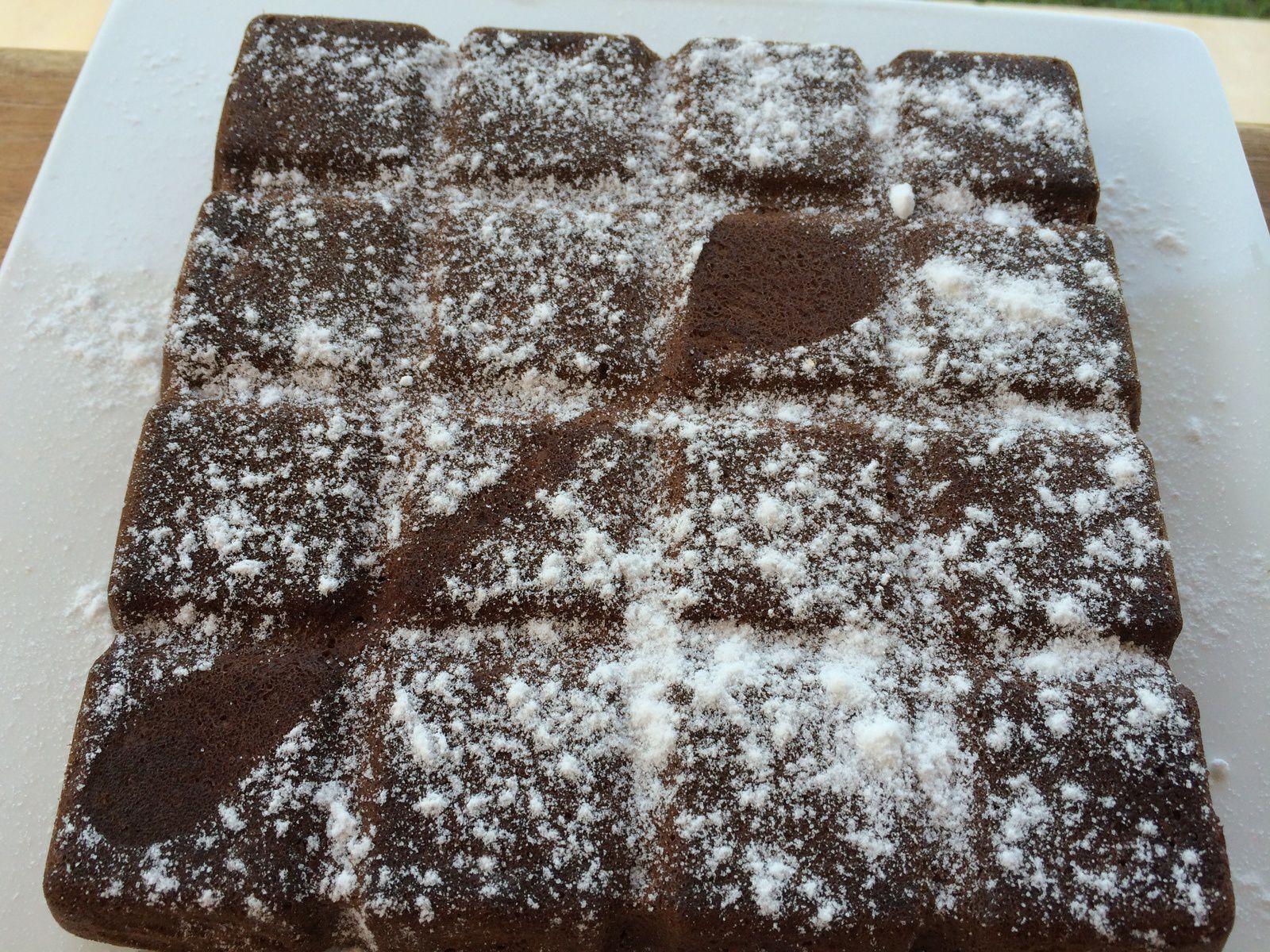 Brownies Express (au Cook'in)