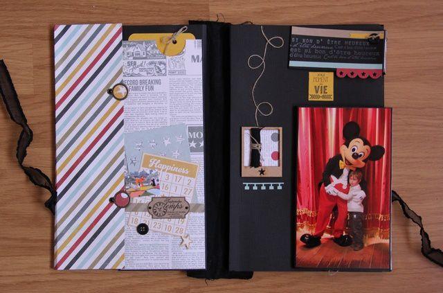 Album Disney - Kit &quot&#x3B;Collection Privée&quot&#x3B; de Mylène