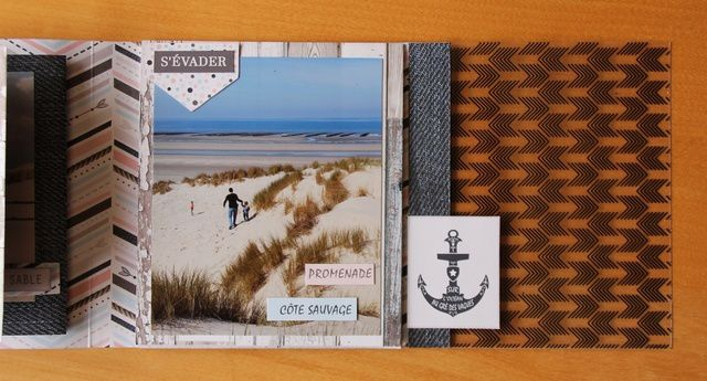 Mini album Fort Mahon Swirlcards