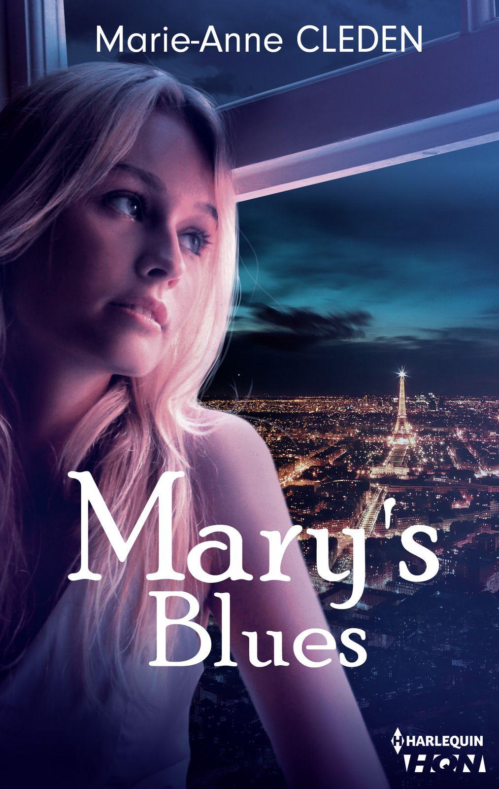 Mary's blues, de Marie-Anne Cleden