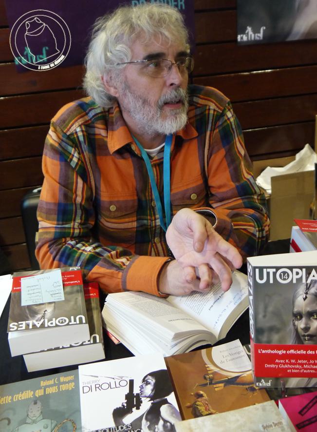 Utopiales 2014 : dédicaces 2