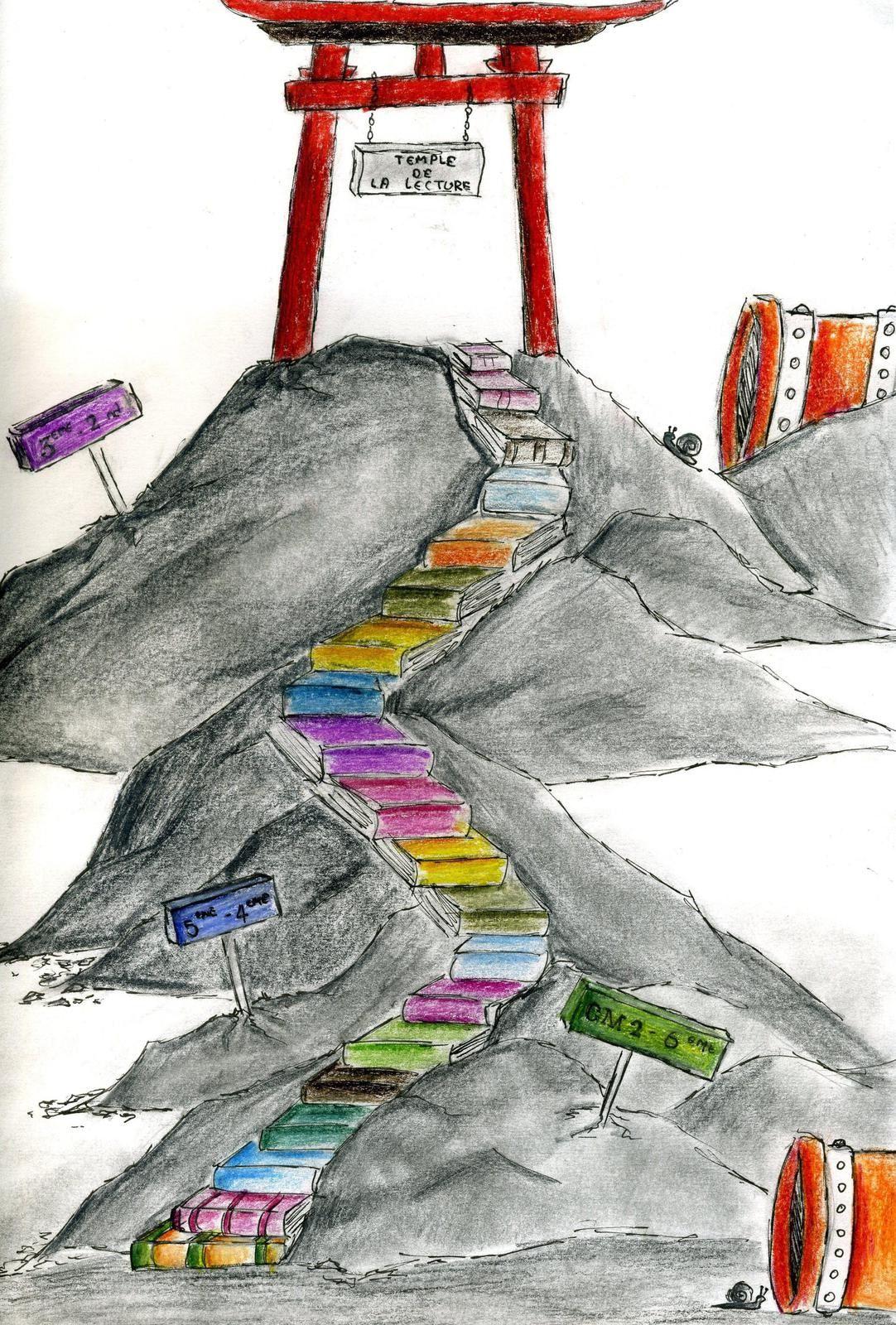 Illustration de Y. Guilbault