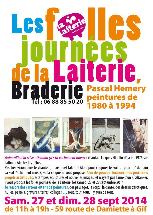 Rétrospective de Pascal Hémery