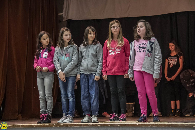 Saint André les Alpes : le projet Comenius a connu un franc succès