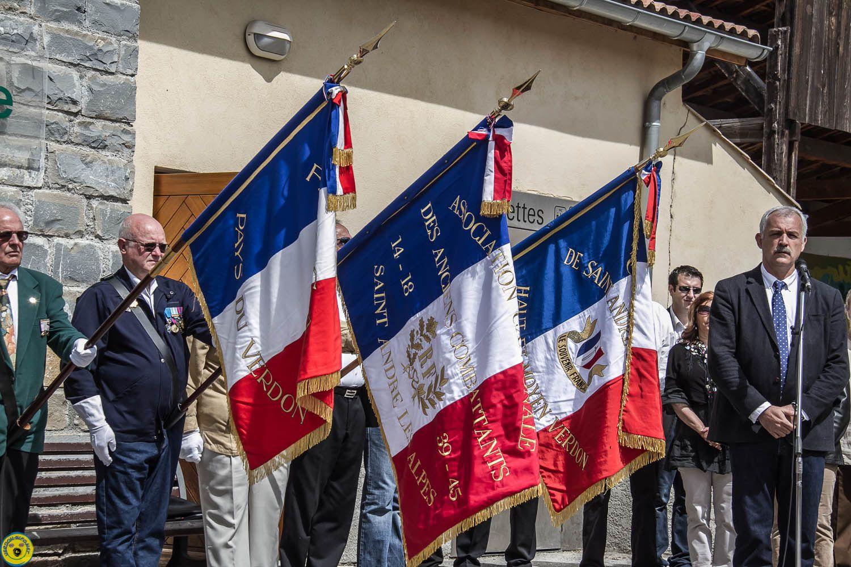 8 mai St André les Alpes