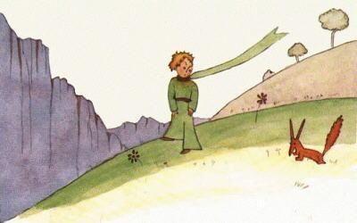 Le page poésie d'Odile : C'est alors qu'apparut le renard.