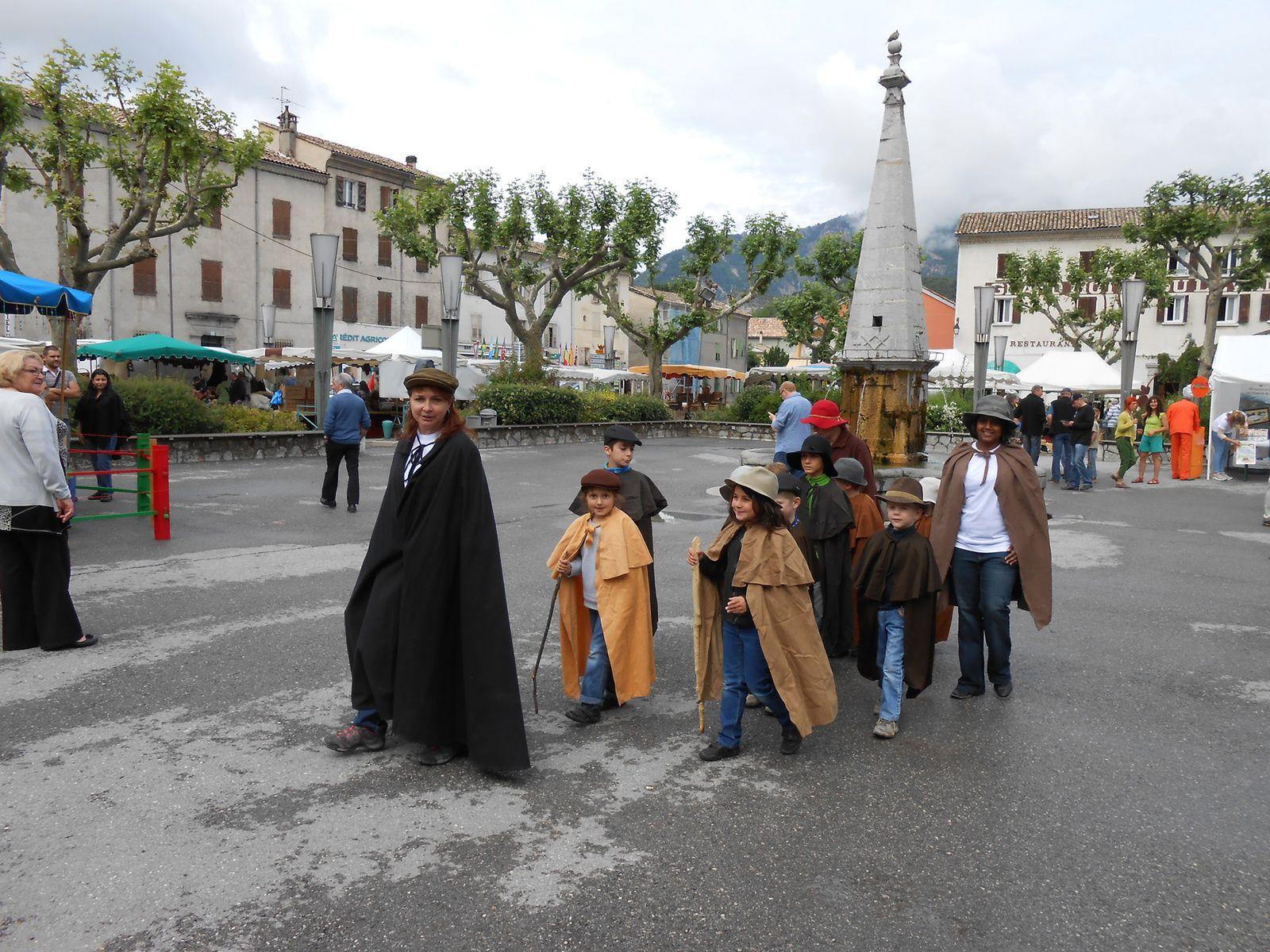8ème Fête de la Transhumance à Castellane