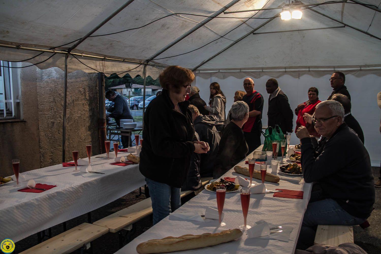 Saint André les Alpes : les pompiers ont ouvert le bal pour la Fête Nationale