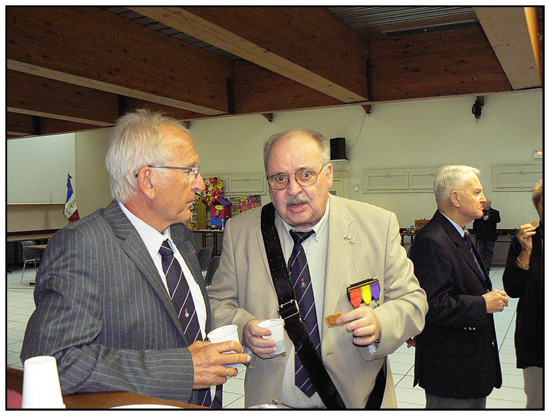 Saint André les Alpes : le village accueille l'AG de la Société des Membres de la Légion d'Honneur.