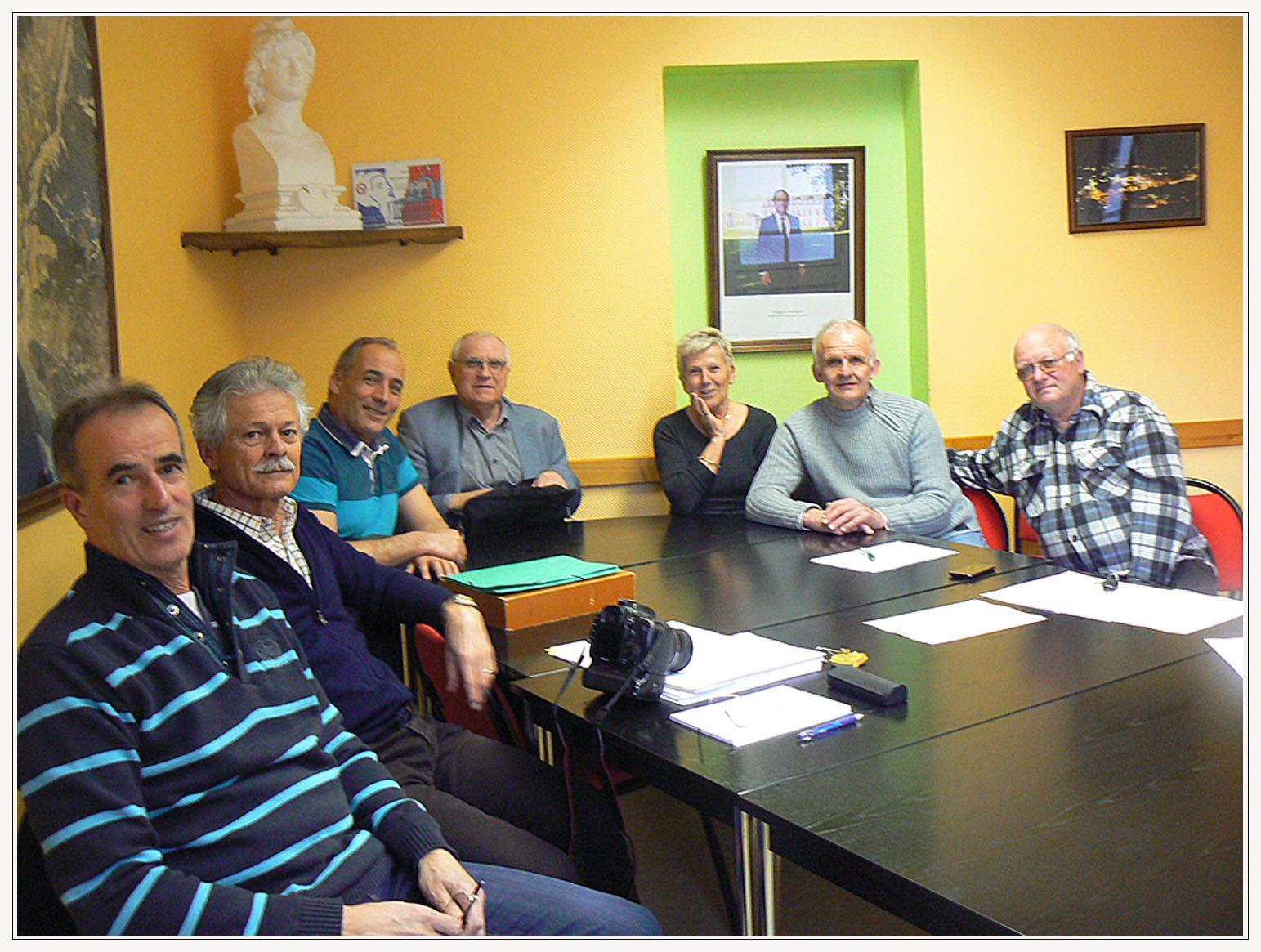 Saint André les Alpes: l'AG des donneurs de sang bénévoles