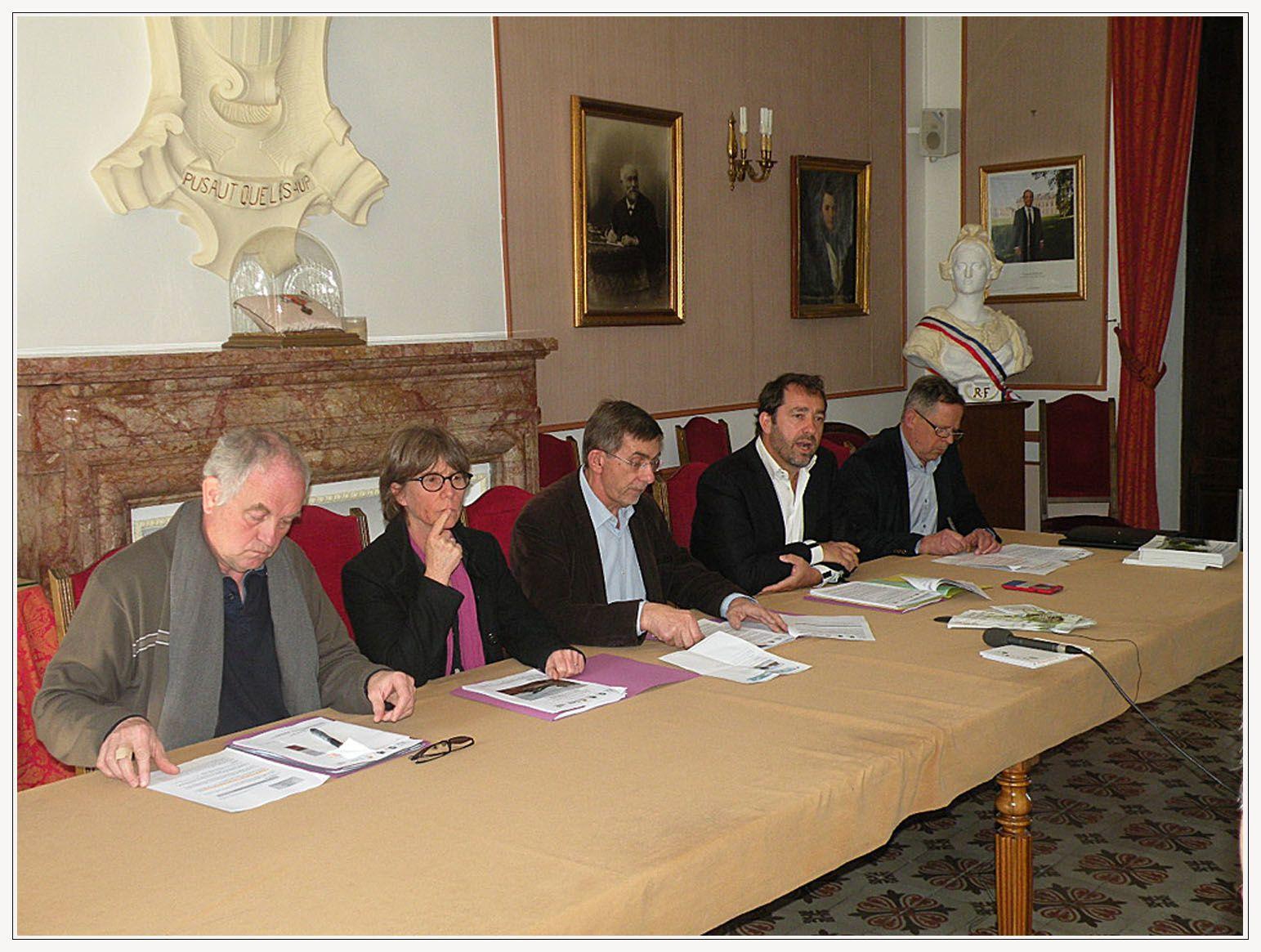 Projet EON (centrale biomasse de Gardanne)