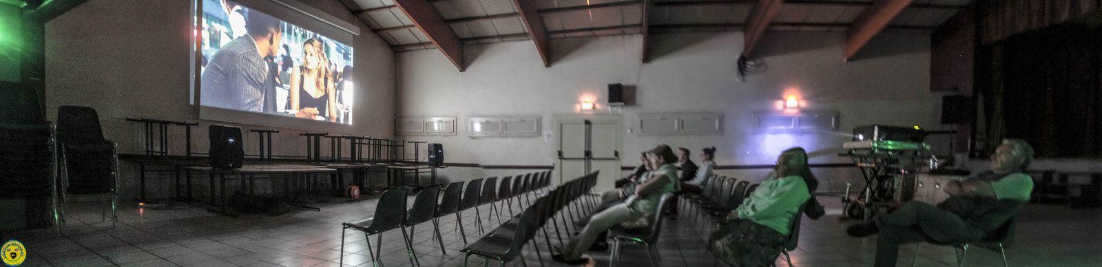 La séance de 21 h du 24 avril du  cinéma de Pays n'a pas motivé les habitants.