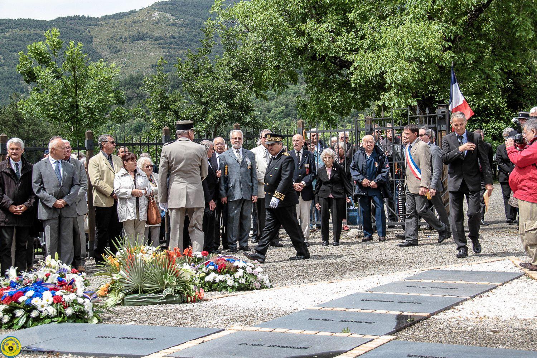 St-Julien-du-Verdon se souvient…