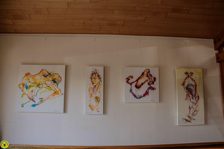Mouvement T , La Mure Argens , 2015