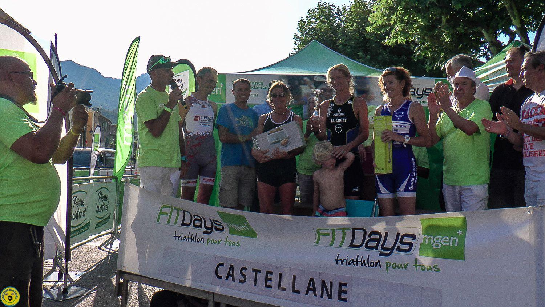 Résumé étape Triathlon Castellane – 2e étape Fitdays mgen sur la Route Napoléon