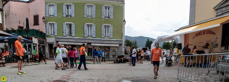 La France en Courant était à St André les Alpes