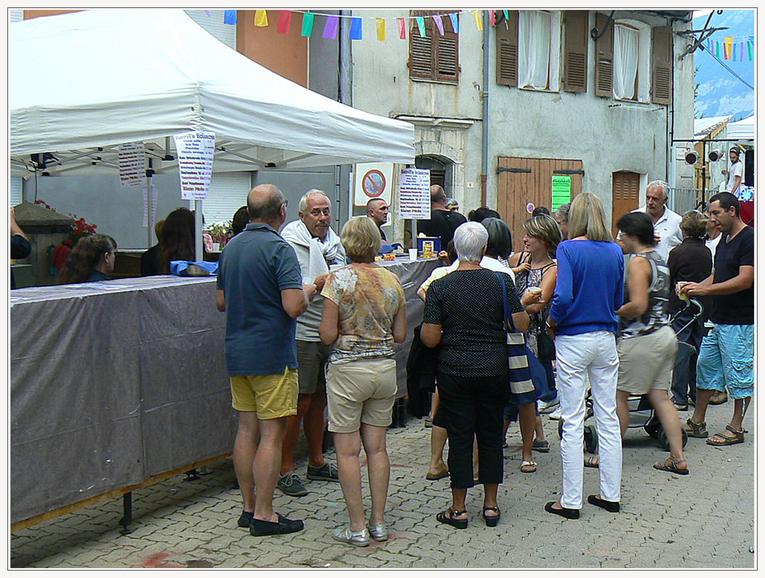 Saint André les Alpes: Grande avant-première à la fête patronale