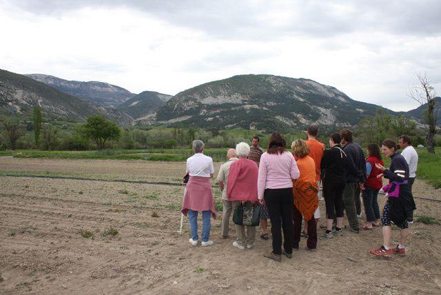 Souvenir visite en 2009