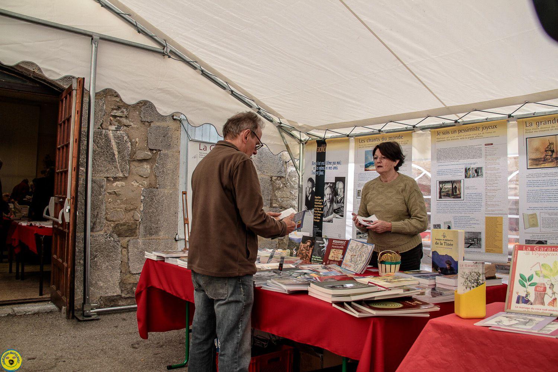 Le festival du livre du Haut Verdon , une édition réussie