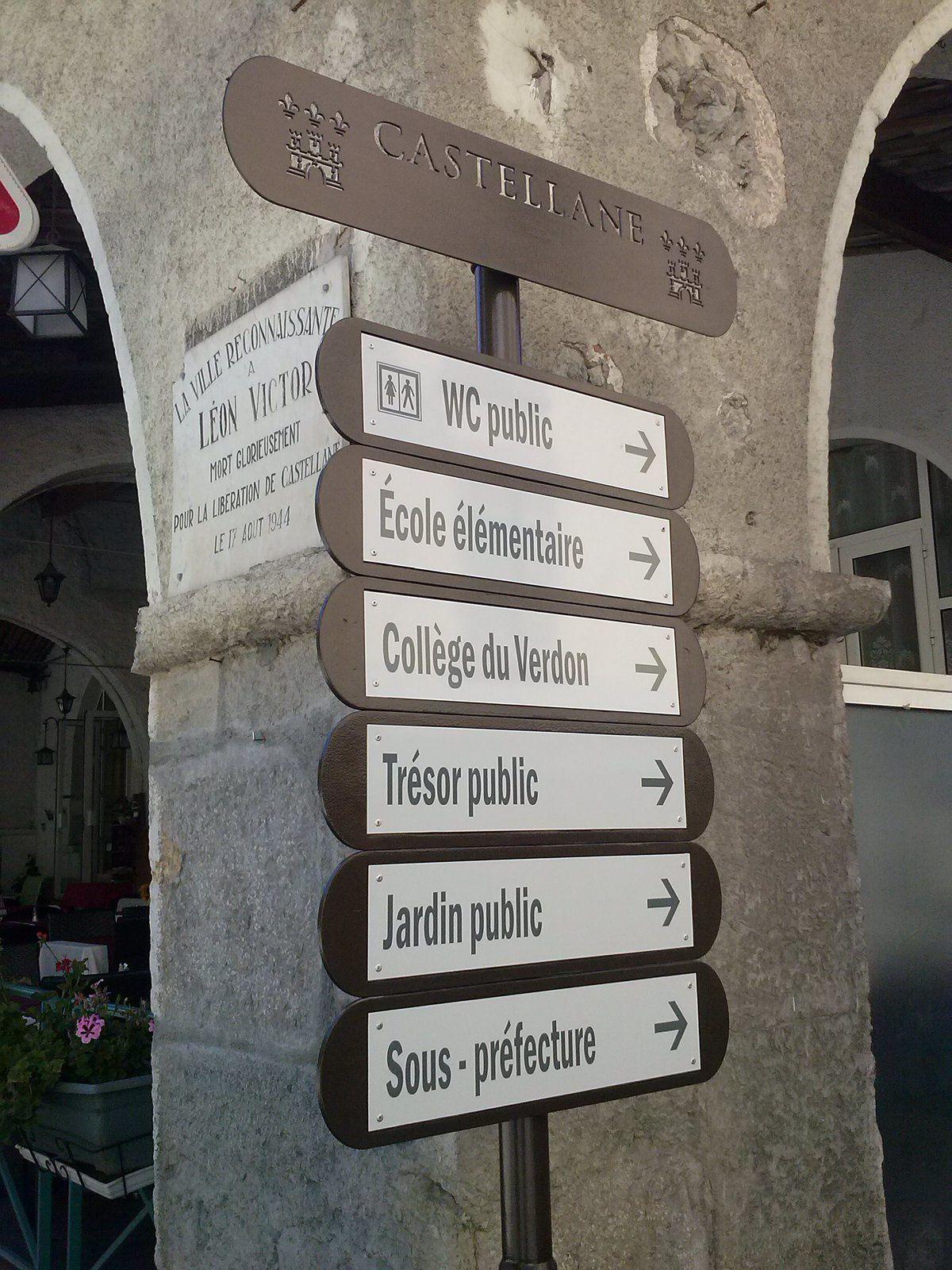 Les actualités du dernier conseil municipal de Castellane .