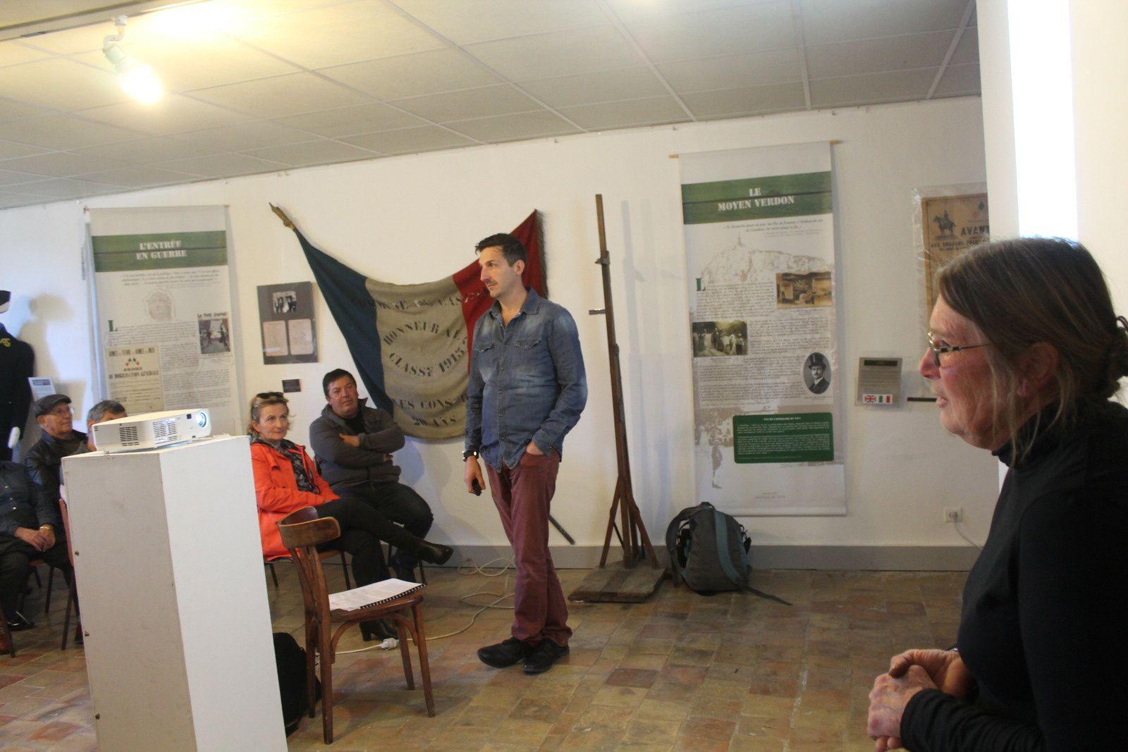 Castellane  : conférence Philippe Thomassin Ecomusé de la Roudoule