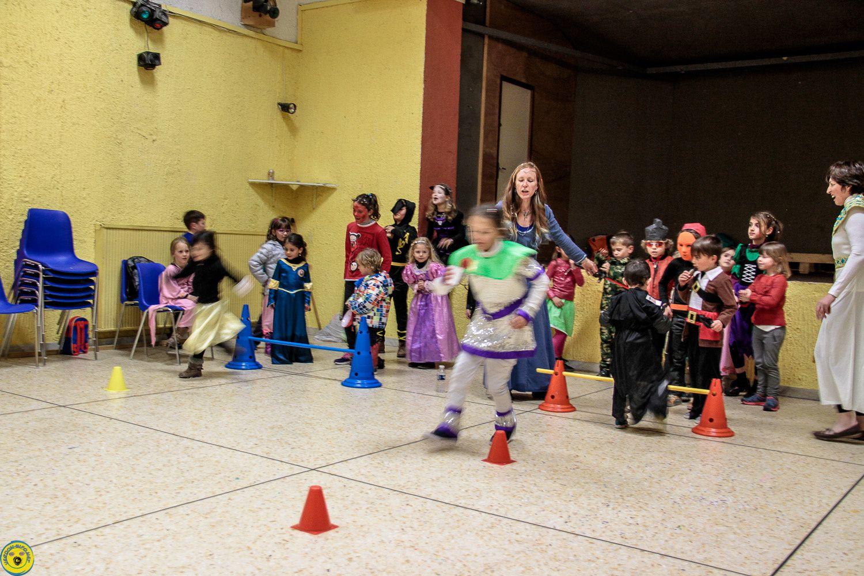 Le Carnaval intercommunal  des écoles du Haut Verdon