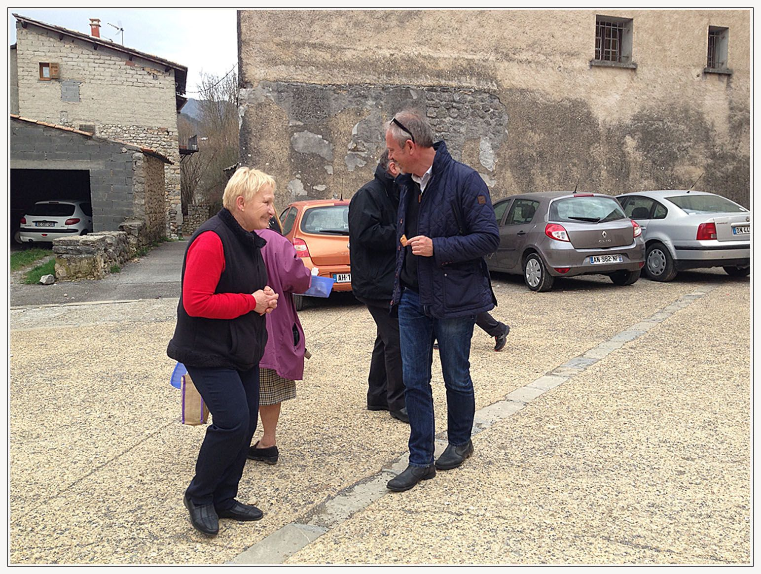 Les Ganses de la Mure Argens ... les bénévoles dynamiques de Senez