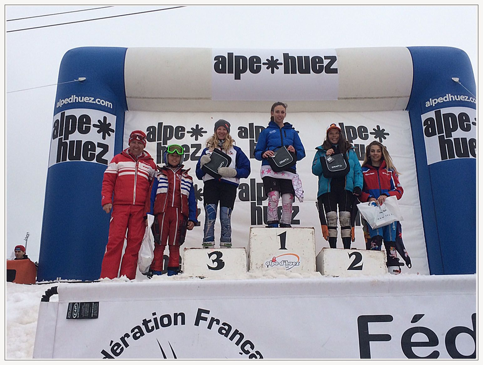photo transmise par le Val d'Allos