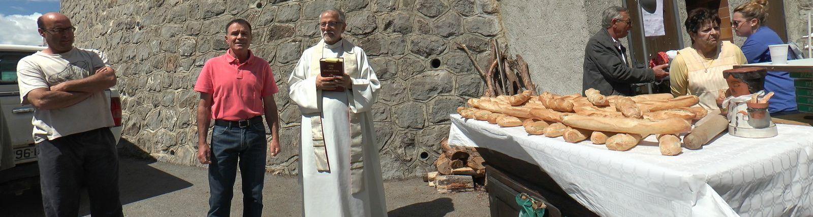 Fête du pain – St-Julien-du-Verdon.