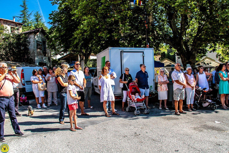 La Mure Argens , quelques mots , quelques photos pour le souvenir des moments festifs