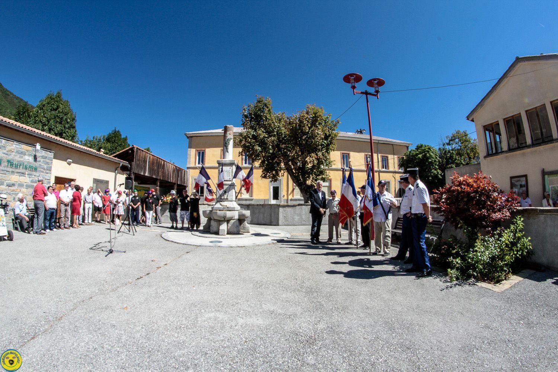 Photos de Dimanche 21 aout 2016  de la fête de St André les Alpes